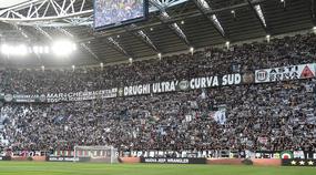 Juventus Stadium tifosi