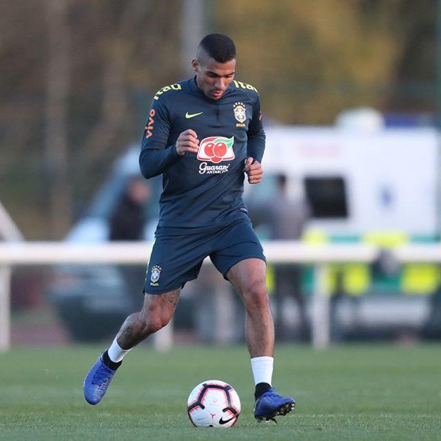 Allan-Brasile esordio