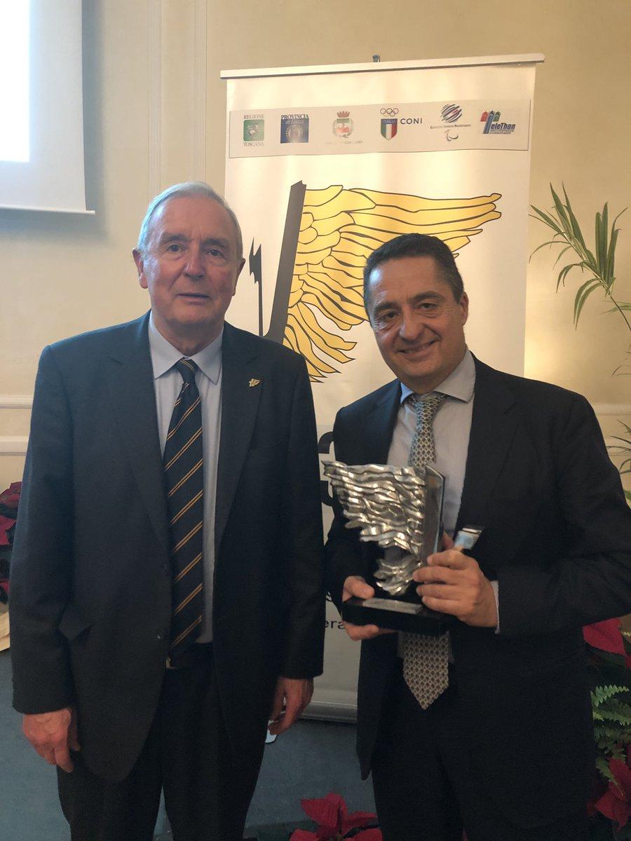 Lombardo SSC Napoli premio