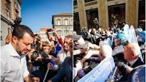 Salvini, Ministro dell'Interno