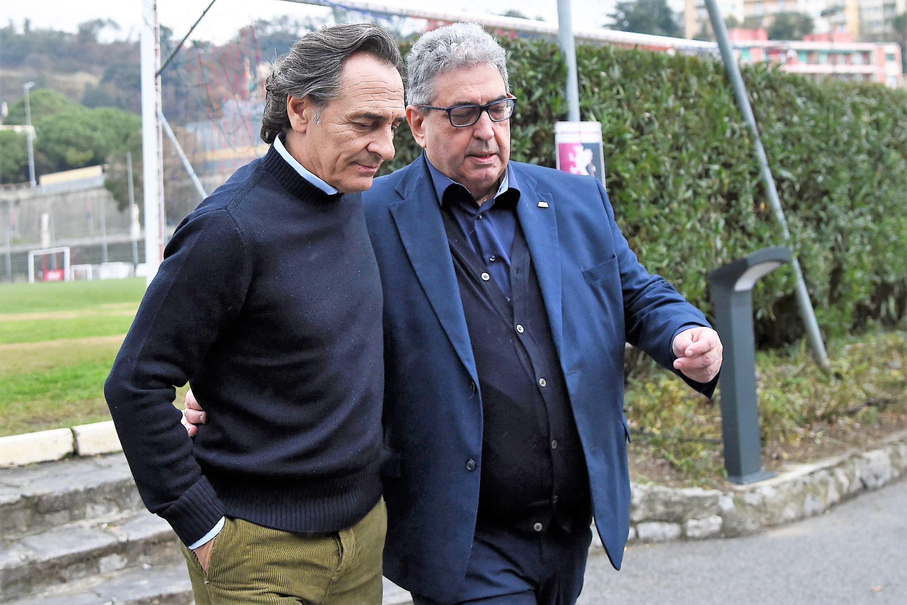 Prandelli-Genoa