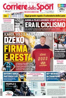 Pagina Calendario Agosto 2019.La Rassegna Stampa Del 17 Agosto 2019 Ecco Le Prime Pagine