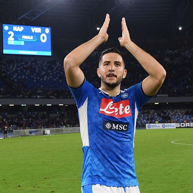 Manolas Napoli - Juventus